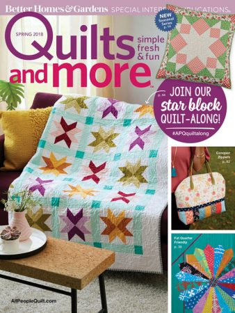 Quilts and More by BHG
