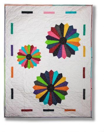Dancing Dresden quilt workshop