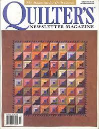 Quilter's Newsletter Magazine