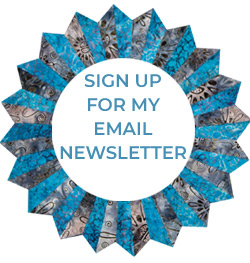 email newsletter signup form